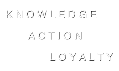 Knowledge, Action, and Loyalty